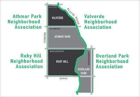 Athmar Park Neighborhood